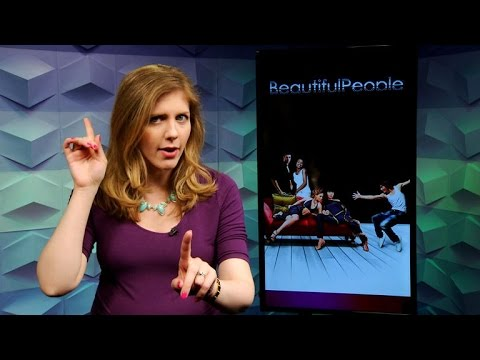 Ugly hack at dating site for 'beautiful' people (CNET Update)
