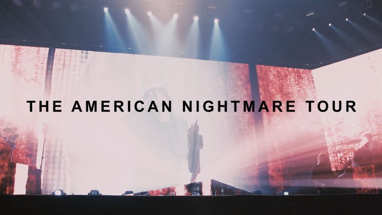 Bring Me The Horizon American Nightmare Tour