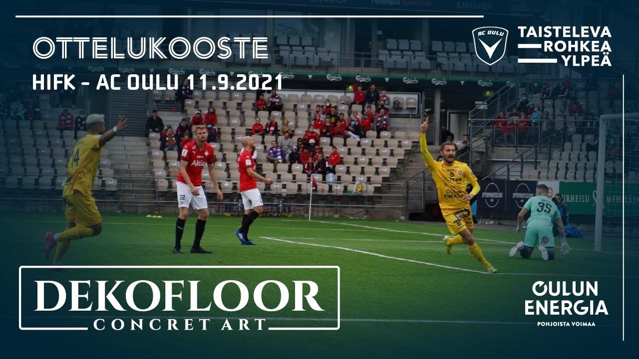 HIFK Helsinki Oulu Goals And Highlights