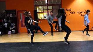 Wiz Khalifa & Iggy Azalea / Go Hard or Go Home / Choreography Karyl Pais