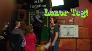 Malfunctions and Fun Times At Lazer Tag (1-21-18)