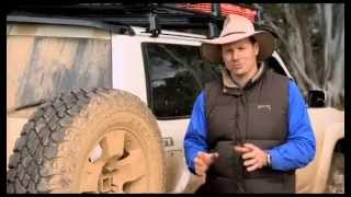 Mr 4X4, Pat Callinan talks about Coopers S/T MAXX 4WD Tyre