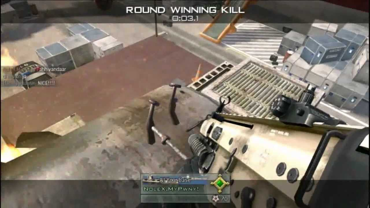 Call of Duty Modern Warfare 2: Trick Shots   Episode 1   MyPwny