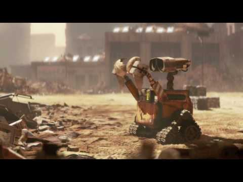WALL-E Sound Effects