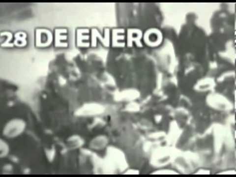 Entérate Ecuador: 28 de enero, inmolación de Eloy Alfaro from YouTube · Duration:  2 minutes 38 seconds