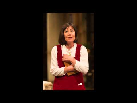 Stevie Post-Show Late with Kate: Zoë Wanamaker
