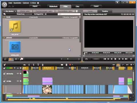 Avid Studio Datenbank sichern und wiederherstellen