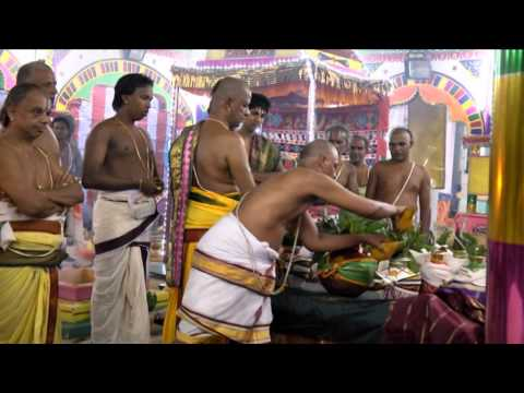 Srivilliputhur Perumal Koil Kumbabishekam - Part I