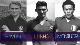 Hamrin - Julinho - Montuori  ● Epic Heroes with AC Fiorentina