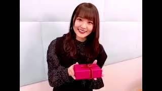控えめすぎる気もする、だがそれがいい #高瀬愛奈 #まなふぃ #日向坂46 #バレンタイン.