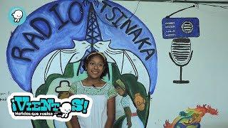 """""""Radio comunitaria en San Miguel"""""""