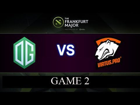 OG Vs Vp Game 2 Highlights Lower Bracket @ frankfurt