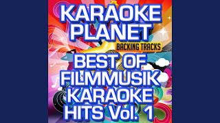 Wer hat an der Uhr gedreht (Karaoke Version) (Originally Performed by Der rosarote Panther)