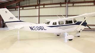 N206L. 2004 CESSNA T206H Turbo Stationair Aircraft For Sale at Trade-A-Plane.com