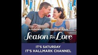 Season for love 2018   hallmark movies  2019