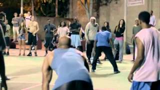pepsi max kyrie irving present uncle drew