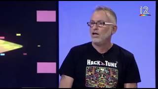 Artivive on Israeli TV