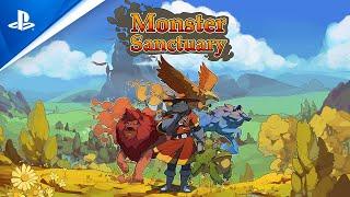Monster Sanctuary - Launch Trailer | PS4