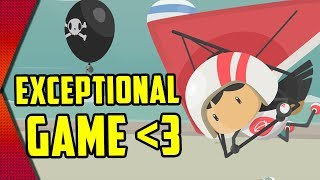 Ava Airborne - AMAZING ADVENTURE FLYING GAME (GAME OF THE YEAR?) | MGQ Ep. 226