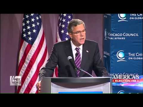 Can Jeb Bush distance himself politically from family?