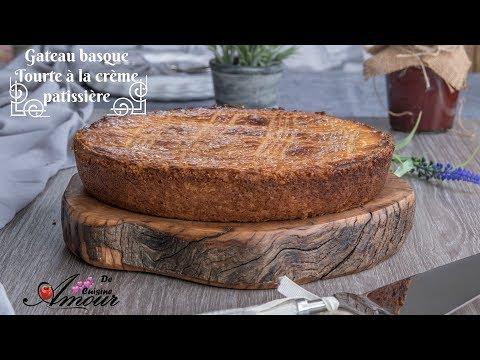 recette-du-gâteau-basque-ou-tourte-à-la-crème-patissière-par-soulef