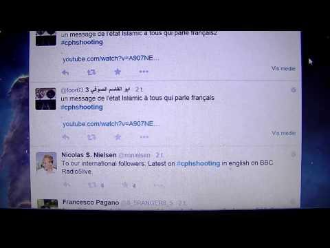 MongoTV_245 - Part 1 - Cphshooting Group Tweets From Twittert - Copenhagen