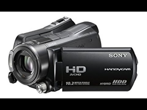 Sony Handycam HDR-SR12 Review, with video and pics!