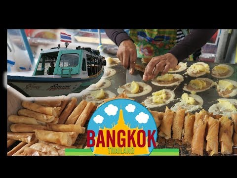 Bangkok Things to Do: Wang Lang LOCAL Market – Street Food & Shopping via Boat Tour – Travel Guide