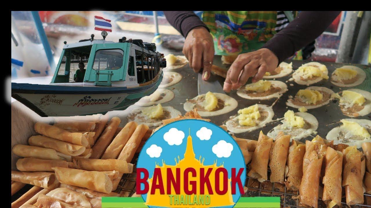 Bangkok Things to Do: Wang Lang LOCAL Market – Street Food & Shopping via Boat Tour –Travel Gui