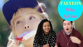 TAEYEON WHY AND FINE REACTION - Stafaband