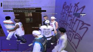 [ls-rp.com] House party turns into a fight.