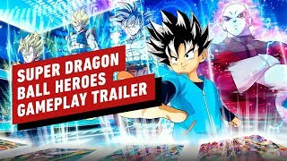 Super Dragon Ball Heroes: World Mission Gameplay Trailer
