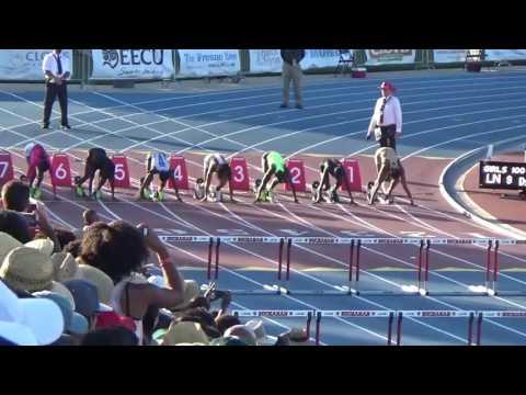 Agoura's Tara Davis wins three state track titles