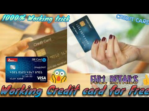 credit card generator uk 2019