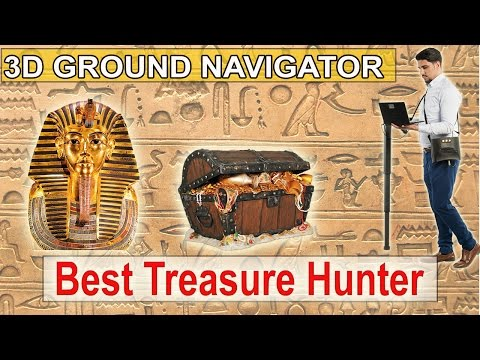 3D Ground Navigator | Best Gold Treasures Hunter Ever