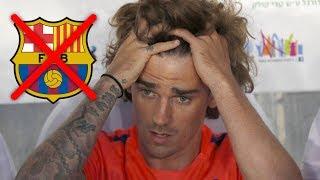 СКАНДАЛ в Испании! Гризманна НЕ БУДЕТ в Барселоне!