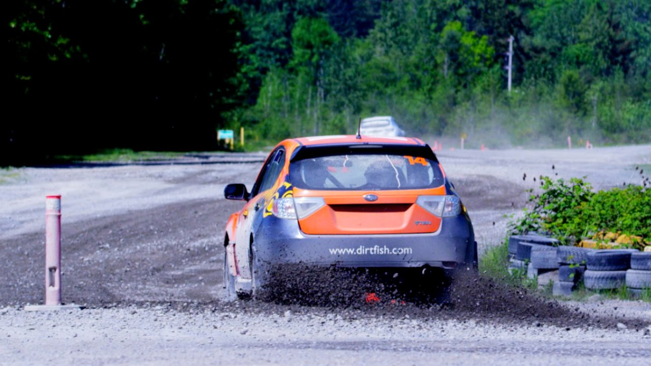 DirtFish Rally School Day 2 - Kelley Blue Book