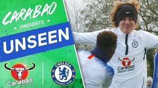 What Are #Hudson-Odoi & #Luiz Up To?😂 | Chelsea Unseen