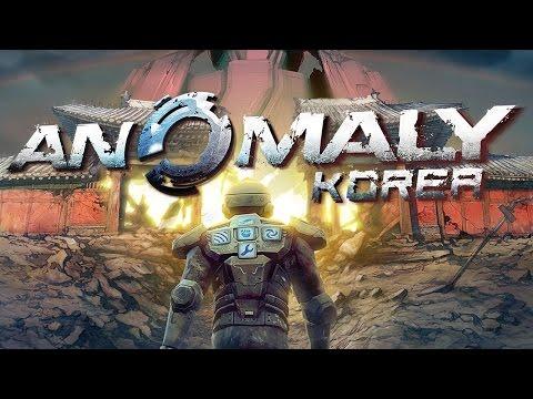 Anomaly Korea - Escape (Mission 01) |