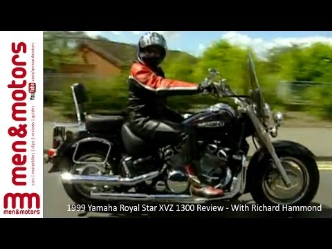 1999 Yamaha Royal Star XVZ 1300 Review - With Richard Hammond