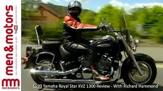 1999 yamaha royal star xvz 1300 review with richard hammond