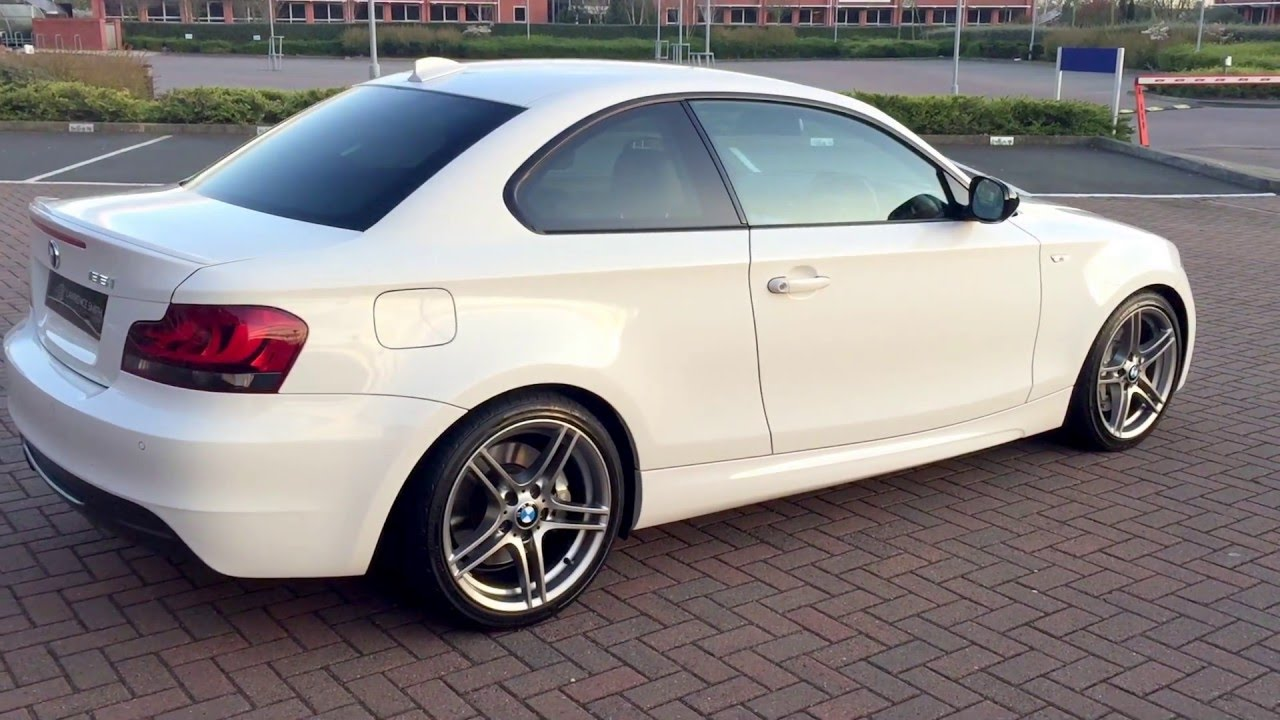 super rare bmw 135i sport plus edition dct coupe for sale. Black Bedroom Furniture Sets. Home Design Ideas