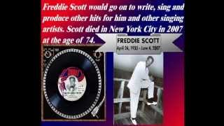 Are You Lonely For Me - Freddie Scott (Nov. 1966) HQ