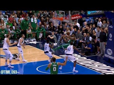 Marcus Smart Highlights vs Dallas Mavericks (12 pts, 8 ast, 2 stl)