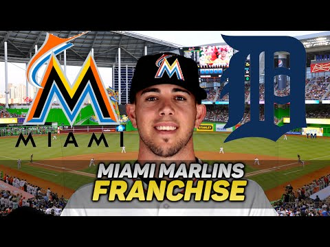 MLB The Show 16: Miami Marlins Franchise - A Great Opening Day!  - 1 - Y1