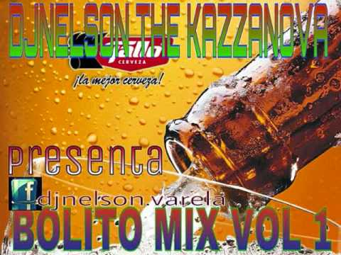BOLITO MIX VOL1 DJNELSON THE KAZZANOVA