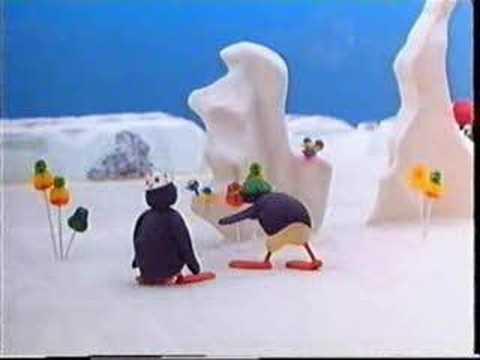 Pingu macht Party