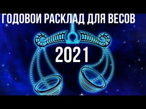 Годовой расклад для представителей знака Весы ( декабрь 2020 – ноябрь 2021 )