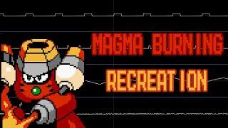 Magma Man Stage (Mega Man 9) - Recreation (2021 VERSION)
