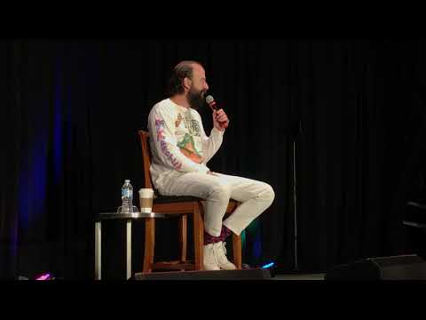 Brett Gelman for the part of Pennywise in IT remake  AUDITIONS LIVE Gelmanwise
